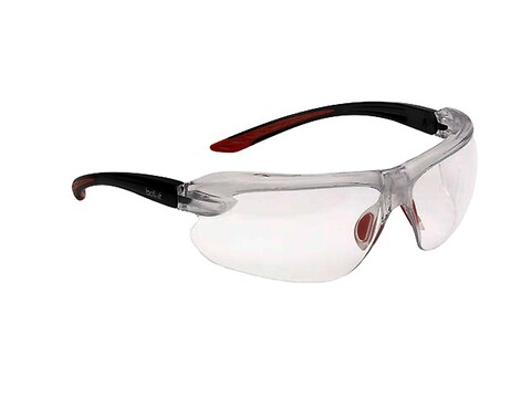 Sikkerhedsbrille iri-s styrke +3.0 - bollé