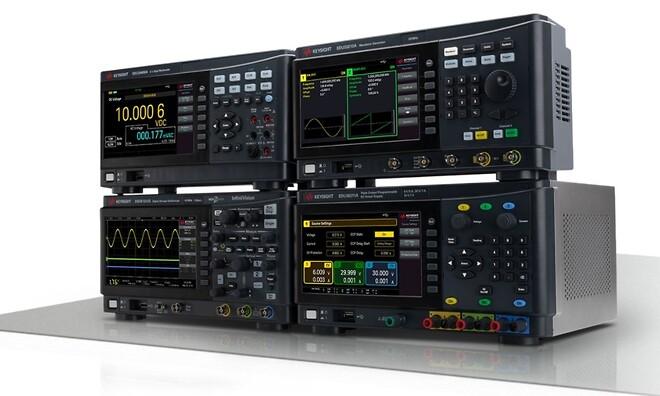 Keysight introducerer fire nye instrumenter med avancerede egenskaber til meget attraktive priser.