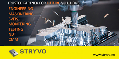 Stryvo Group AS