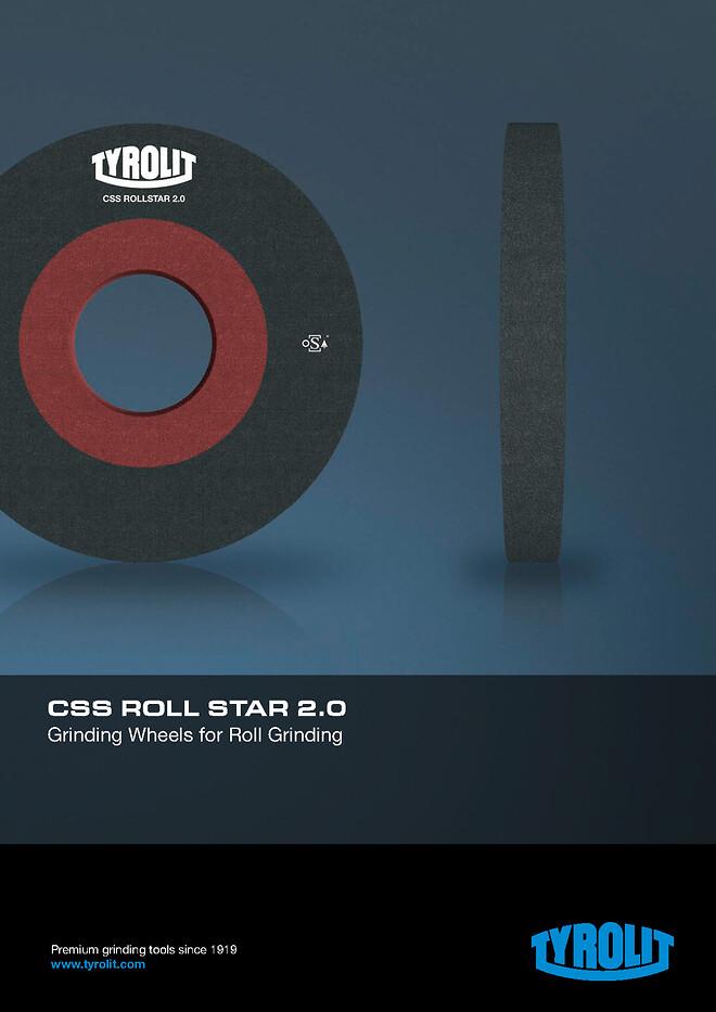 CSS Roll Star 2.0 Grinding Wheels