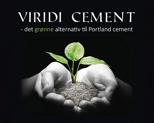 VIRIDI cement - det grønne alternativ til Portland cement
