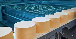 Automatiserad livsmedelsinspektion med detektering av främmande föremål och ytinspektion.