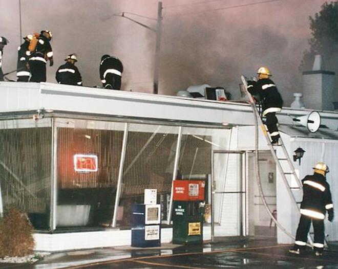Køkkenbrande kan have store konsekvenser