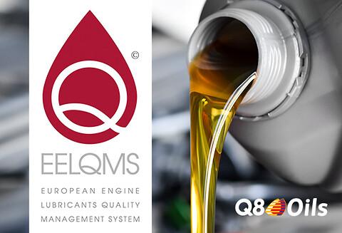 Kvalitets motorolier til konkurrencedygtige priser - Q8Oils samarbejder med EELQMS