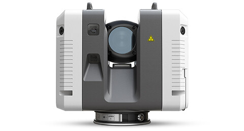 Laserskanner Leica RTC360