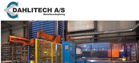 Pladebearbejdning, rørbearbejdning og konstruktioner i både sort stål, rustfri stål og aluminium.  - Dahlitech A/S er en ordreproducerende maskinfabrik med speciale i pladebearbejdning, rørbearbejdning og konstruktioner i både sort stål, rustfri stål og aluminium.