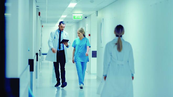 Stabil elforsyning er afgørende for hospitaler