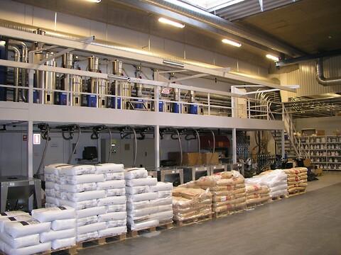 Mezzanin - Mezzanin fra Skov Industri A/S