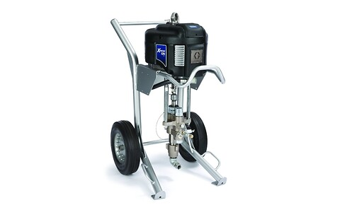 Graco Xtreme malepumpe fra Norclean AS