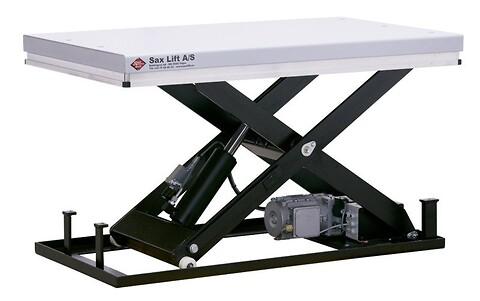 Løftebord 1000 kg. | CE godkendt | på lager