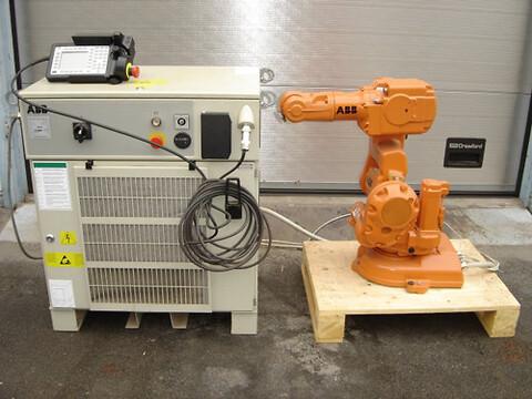 ABB robot IRB140 S4C+ 5kg/0.8m M2000 FYND !!!