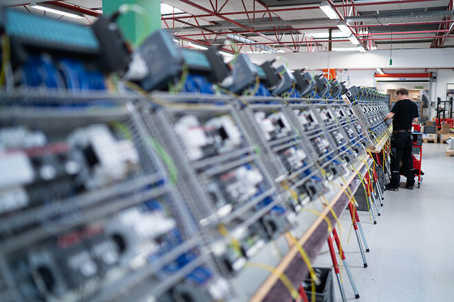 El-tavler og styretavler fra FH Automation