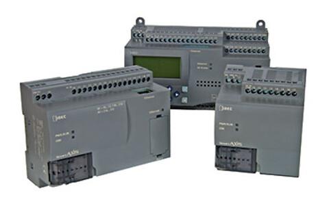SmartAXIS IDEC's mini PLC, med indbygget Ethernet