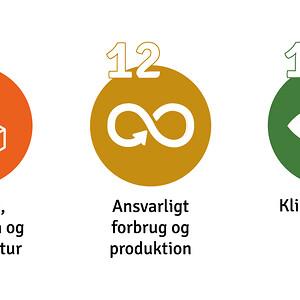 Hos SoftControl hjælper vi vores kunder til en bæredygtig omstilling ved at støtte op om følgende af FNs Verdensmål.