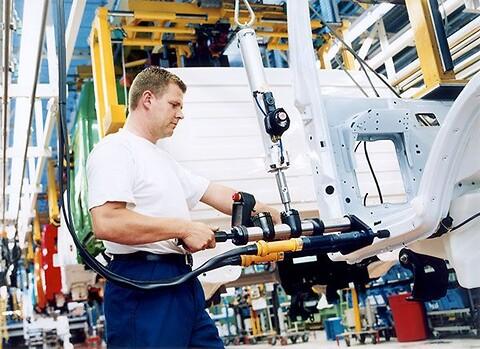 Det afgørende skridt mod fremtiden i generel industrimontage er at forbinde montageopgaverne