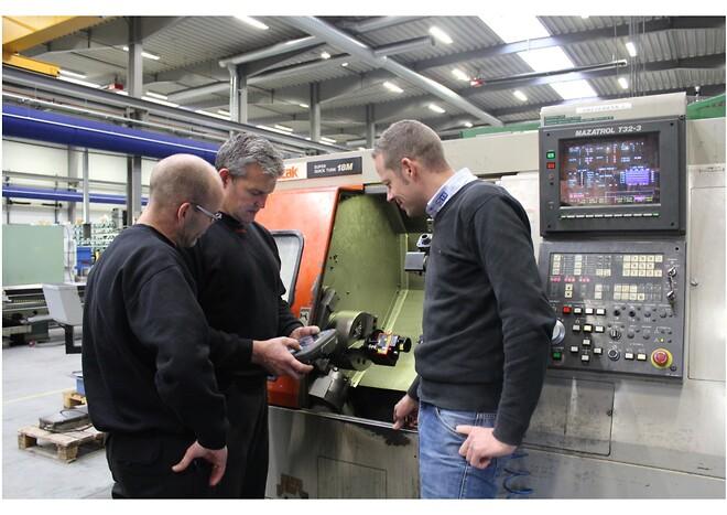 Easy-Laser måleudstyr til bearbejdnings- og værktøjsmaskiner