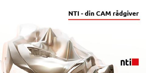 NTI tilbyr kurs i Powermill - Autodesk Powermill