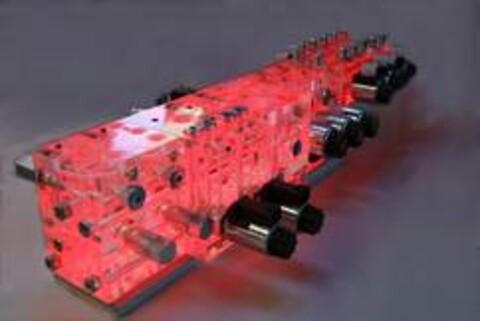 Ventilblokker, hus - HX-1 Modulære styreblokker fra Hydac