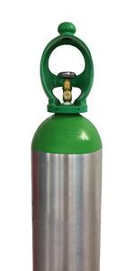 Resonatorgass, aluminiumsflaske, nippon gases,