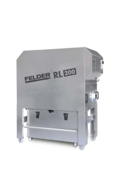 RL 200 renlufts udsugningssystem fra Felder