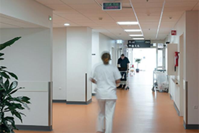 På Rigshospitalet Glostrup beskytter ABB's fejlstrømsrelæer mod utilsigtede udkoblinger