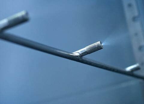 Condair HP: Högtrycksbefuktare för kanalmontering - Condair HP er en højtryksbefugter for kanalmontage, som giver adiabatisk befugtning og køling.