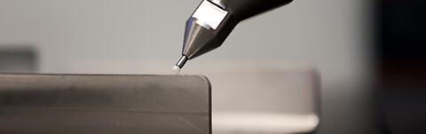 IQ Metal tilbyder 3D opmåling - IQ Metal, 3d opmåling