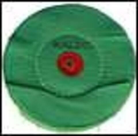 Kaliko 80 mm (mellempolering) 6 mm hul