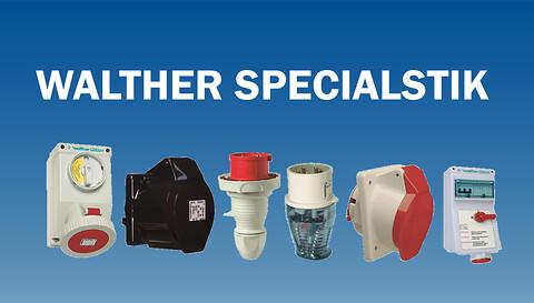 Walther specialstik til mange formål og markeder