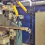 Plymovent, Procesventilation, procesudsugning, olietågeudsugning, udsugning af olierøg, olietågefilter, CNC-udsugning, fjernelse af olietåge