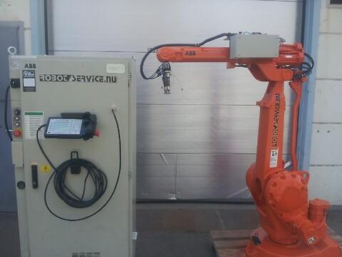 ABB robot IRB2400 S4 5-7kg/1.8m M96 FYND !!!