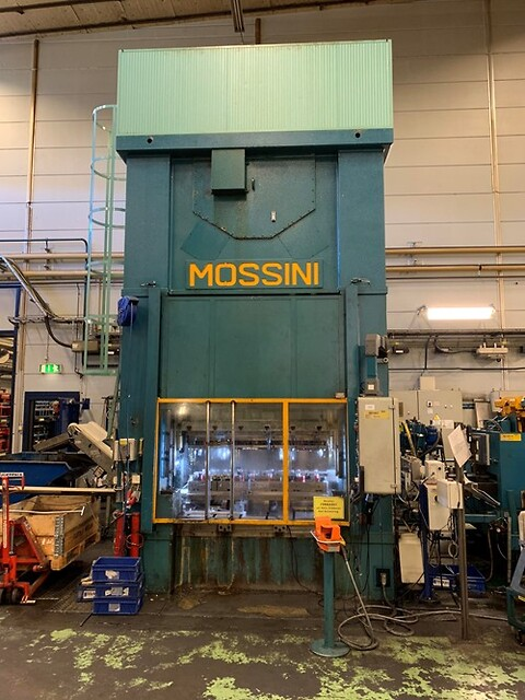Mossini  PDM 2Bx400 1998