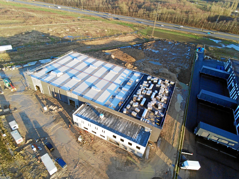 Tandhjulsproducent bygger spritny fabrik Jern