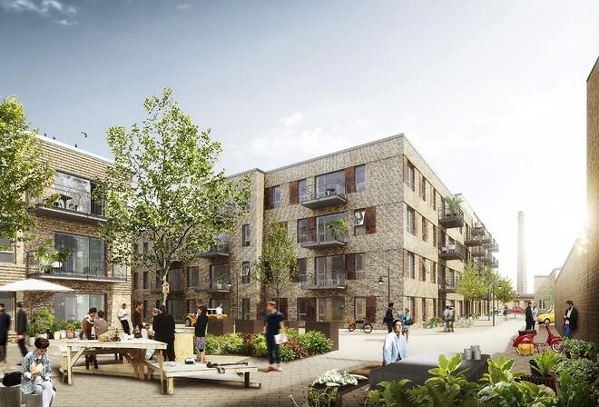 Wincover beskyttelsesmoduler skal beskytte vinduerne på 114 boliger i Roskilde