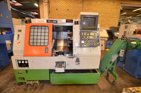Mazak Super Quick Turn 10 M 1996
