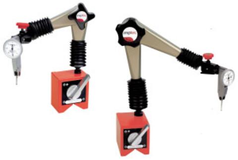 mptec Magnetfot Type SU/FG leveres av ABC-Maskin