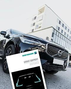 Däckmaskiner rekommenderade för Volvo från SUN Maskin & Service