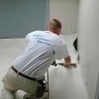 Charles Christensen A/S er GVK-godkendt og monterer vinylbelægning i mange vådrum