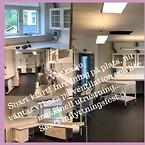 Totalrenovering pågår av labb - snart öppnar vi upp för nya labbtjänster!