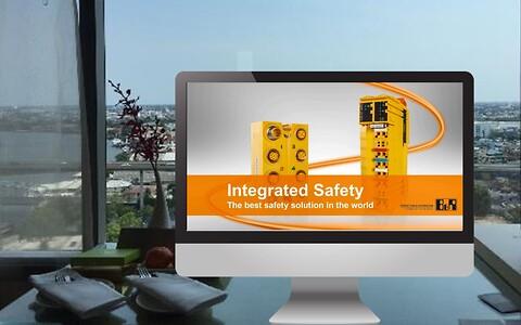 Teknologi-webinar: Safety - læn dig tilbage og lyt med - B&R Teknologi webinar online gratis safety