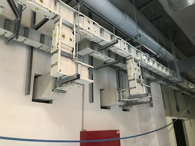 Canalis KT Fire Rated fra Schneider Electric beskytter den kritiske forsyning i tilfælde af brand