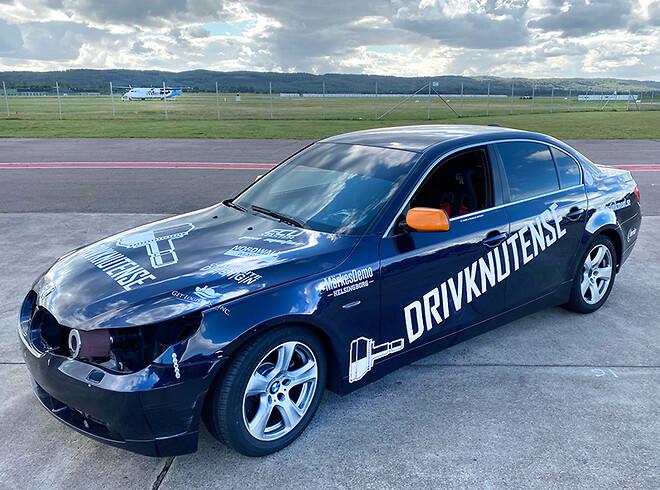 Drivknutens snygga och välpreparerade BMW 320i