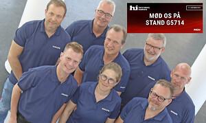 Mød Wexøes team på HI-19 stand G5714