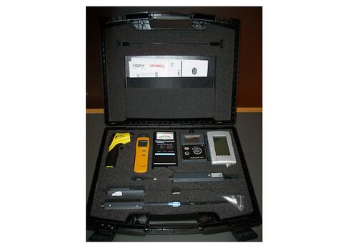 Instrumentkuffert sammensat efter dine behov - Skræddersyet instrumentkuffert sammensat præcist efter dine behov.