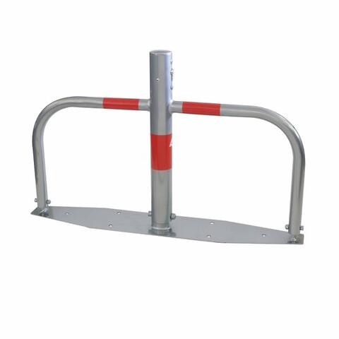 Parkeringsbøjle (galvaniseret)