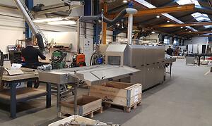 KSN Industri har byggt upp sitt eget BMS baserat på Allen Bradley PLC:er
