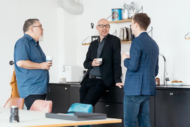 Velkommen til Archicad-eksperten Frank Hollinger