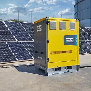 Nyhed: Atlas Copco introducerer nyt energilagningssystem i form af det nye ZenergiZe-sortiment