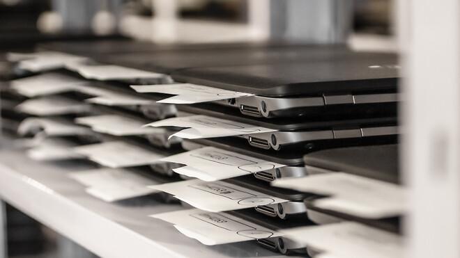 Masser af kontor pcer hos Datamarked