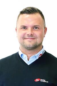 Ny salgs- og serviceleder hos Henning Mortensen a/s